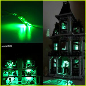 haunted house lighting. Image Is Loading LED-Light-Kit-for-LEGO-10228-Monster-Fighters- Haunted House Lighting E