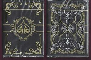 1 DECK Legacy BLACK EDITION custom playing cards FREE USA SHIP