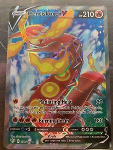 Centiskorch V 179//189 Darkness Ablaze Pokemon TCG
