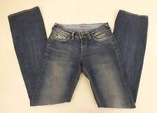 Mavi 'Zoe' Stretch Denim Low Rise Boot Cut Jeans Size 26x34 Fast Shipping LOOK