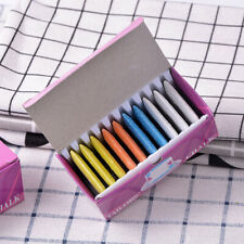 Sunnyadrain 10PC Colorful Markers Patchwork Dressmaker Fabric Chalk Tailors Erasable Sewing
