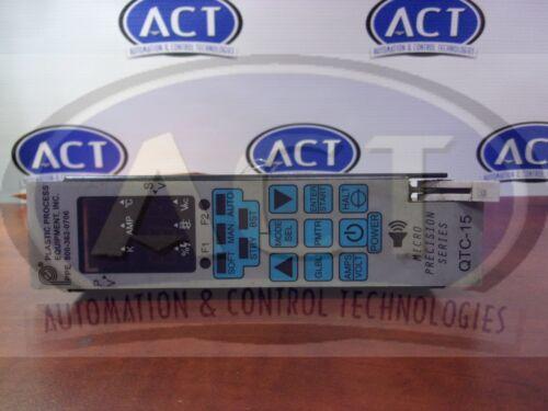 QTC-15 *REFURB w// 1-Year Warr.* Plastic Process Equipment Temperature Control