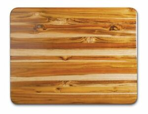 Image Is Loading Proteak Teak Cutting Board Rectangle Edge Grain With