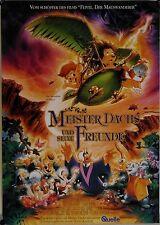 (Gerollt) Kinoplakat - Meister Dachs und seine Freunde (1993)     #2176