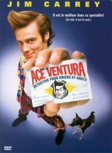 DVD : Ace ventura détective pour chiens et chats - Jim Carrey - NEUF
