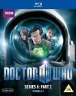 Doctor Who The Series 6 Part 1 5051561001512 Blu Ray Region B