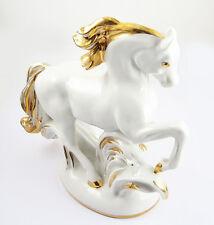 HORSE  Russian Soviet Porcelain Figurine LFZ Lomonosov
