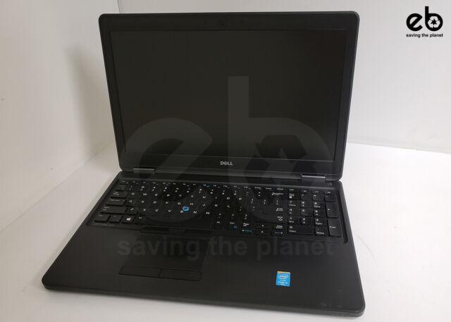 Dell Latitude E5550 i5-5300U 2.30Ghz 8GB DDR3 500GB HDD 15.6