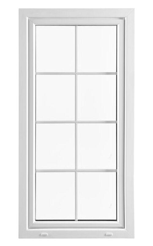 Balkontür - Terrassentür - Fenster - Sprossen 800 - 1200 mm Breit x 2000 mm Hoch