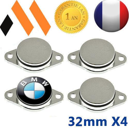 4x BOUCHONS CLAPET VOLET D/'ADMISSION  32 MM BMW SWIRL FLAP 2.0D  A PARTIR 2002