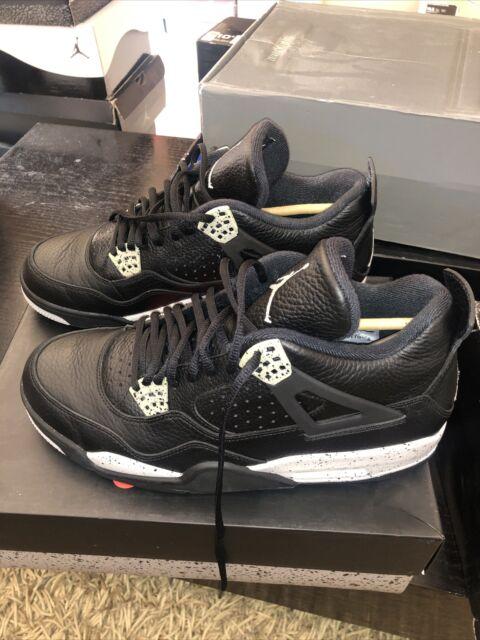 Oreo Nike Air Jordan 4 Retro LS Men's