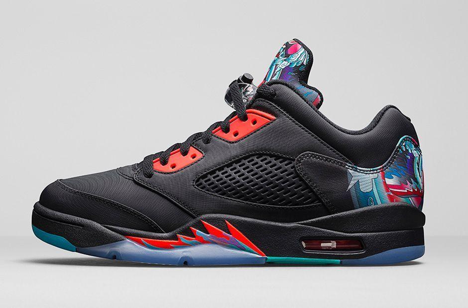 Nike Air Jordan 5 Retro Low CNY