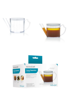 Kitchen-Craft-Combined-Gravy-Fat-Separator-amp-Measuring-Jug-500ml-boxed