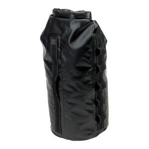 Biltwell-Exfil-111-Dry-Bag-Packtasche-Schwarz-fuer-Harley-Davidson