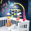 thumbnail 1 - Baby Crib Mobile Toy with Lights and Music Star Projector 108 Songs Musical Box