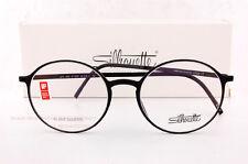 bb2eed84872 Artikel 6 Neu Silhouette Brille Rahmen Urban Lite Fullrim 2901 6050 Schwarz  Unisex Größe -Neu Silhouette Brille Rahmen Urban Lite Fullrim 2901 6050  Schwarz ...