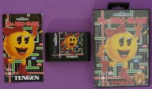 Ms-Pac-Man-Sega-Genesis-1991-with-Box-and-Manual