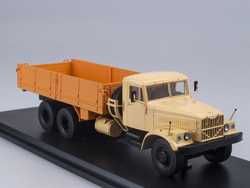 1 43 SSM KrAZ 257 1973 Russian Soviet Truck USSR SSM 1071 Rare