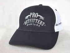 *PRO MONTANA OUTFITTERS* Fishing Hunting Ball cap hat Trucker mesh *IMPERIAL*