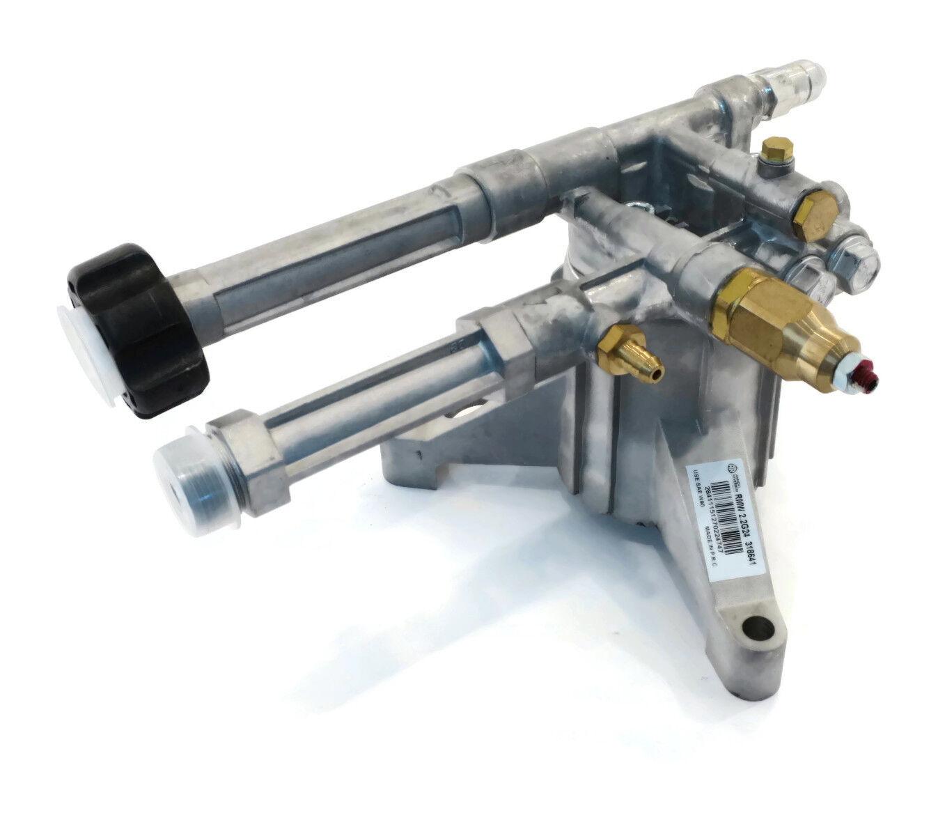 2400 Psi Ar Power Lavadora A Presión Bomba De Agua Briggs & Stratton 020363-0 020440-0
