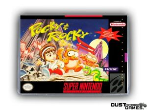 pocky and rocky snes