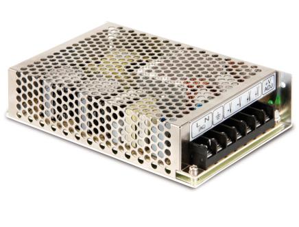 LED Trasformatore-Alimentatore 24v dc - 108w 108w 108w - 4,5a MeanWell  rs-100-24  MW Power Supply a16e2e