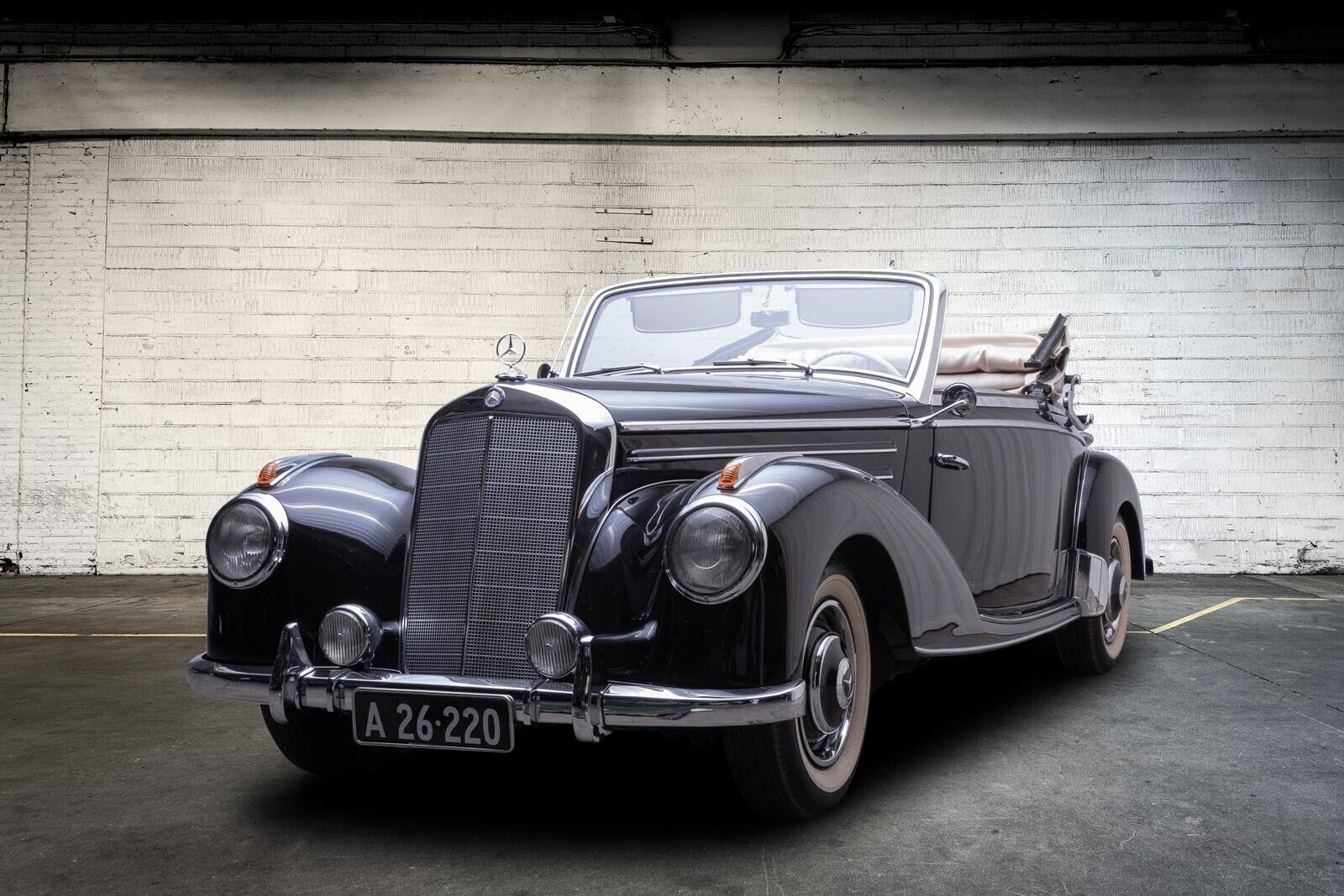 Mercedes 220 A