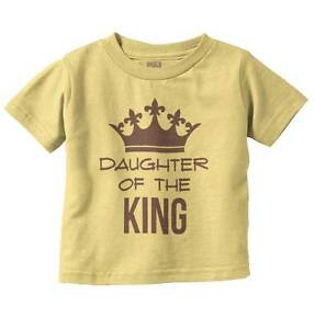 Princess New Parents Baby Shower Gifts Funny Saying Baby Toddler Infant T