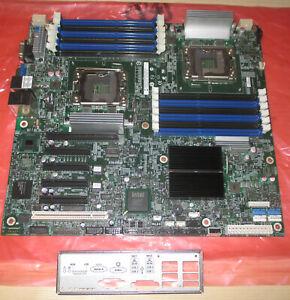 Server Board s5520hc Intel Dual LGA1366 DDR3