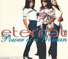 ETERNAL - Power Of A Woman (UK 4 Track CD Single)