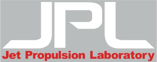 JPL Jet Propulsion Laboratory cut vinyl window sticker 1 and 2 Color