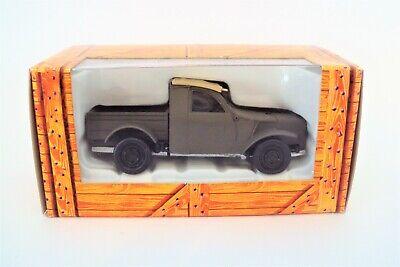 NOREV HACHETTE CITROEN 2CV 4//6 RACING CLUB DE LENS 1970 1//43 IN blister BOX NEUF