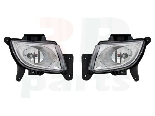 Para Hyundai I30 07-12 Parachoques Delantero Niebla Luz Lámpara 92201-2L000//92202-2L000 Par