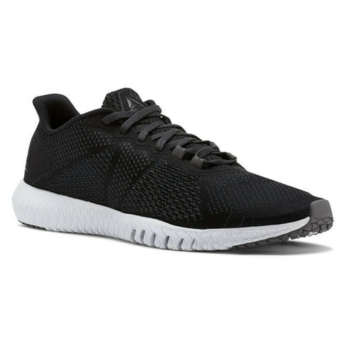 Reebok CN2583 Men Flexagon Training shoes black white sneakers