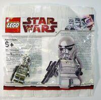 Lego Star Wars Chrome Stormtrooper Minifigure 4591726 Sealed Polybag