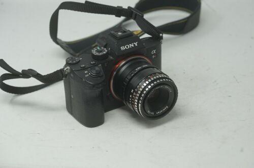 Sony E Monte adaptado 50MM F2.8 Meyer-optik goriliz Prime Lente todos A7 Nex A6000