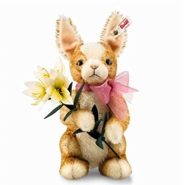 Lily Springtime Bunny - EAN 683237- North American Exclusive - Steiff Collection