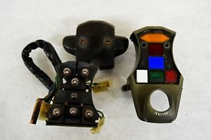honda goldwing gl1000 gl 1000 instrument pilot dash display light rh ebay com  honda gl1000 wiring harness
