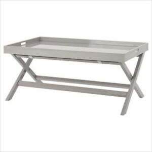Image Is Loading BUTLERS TRAY FOLD AWAY COFFEE TABLE DINNER TRAY