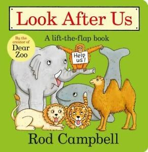 Look After Us by Rod Campbell