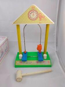 Hasbro-Hickory-Dickory-Clock-Pounding-Toy-1972