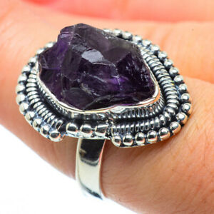 Amethyst-925-Sterling-Silver-Ring-Size-8-Ana-Co-Jewelry-R30081F