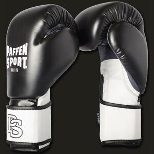 Paffen-Sport-Fit-Boxhandschuhe-6-16-Oz-Boxen-Kampsport-Kickboxen-Muay-Thai