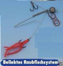 Raubfischsystem12gramm für Köder von 14-16cm System Koederfischsystem 09272