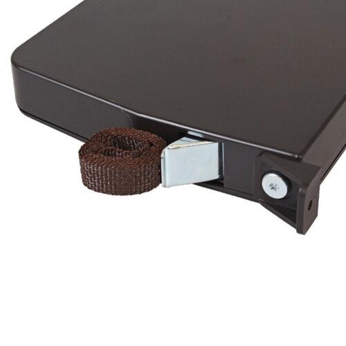 Gurtwickler Aufschraubwickler Mini Aufputz 11m braun Rolladen Rollladen Gurtband