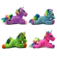 Unicorn Candle Fizz Creations Rainbow Multi Coloured Melting Girls Gift UK