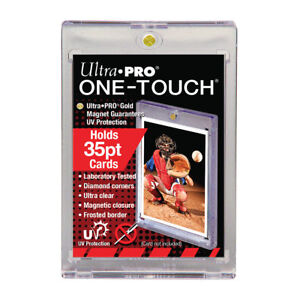 Ultra-PRO-One-Touch-35pt-Magnetic-Card-Display-Holder-Protector-UV-Protection