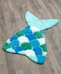 Sea-Life Fish Dolphin Photo Real Bath Rug Deck On Water Tropical Memory Foam Rug