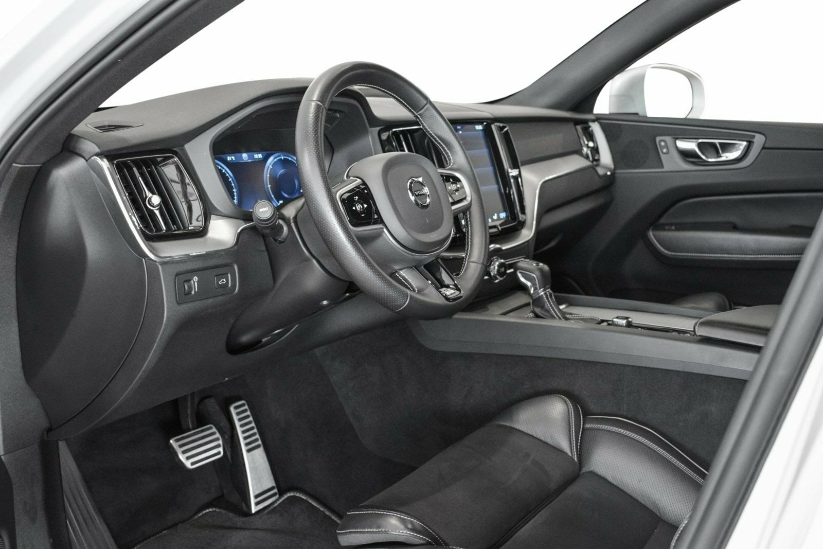 Volvo XC60 2,0 D4 190 R-Design aut. AWD - billede 8