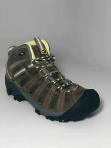 25323e51a20 Details about KEEN Outdoor 1010138 Women's Voyageur Mid Boots Water  Resistant Hiking Shoes